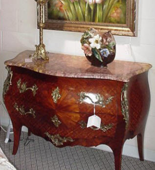 Mveis estilo lus xv casa e cia arq portal do conhecimento - Estilos de mobiliario ...